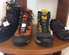 Chaussures de randonnées - Ski Set Rosace à Ceillac - Queyras
