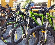 Location vélo - Ski Set Rosace à Ceillac - Queyras