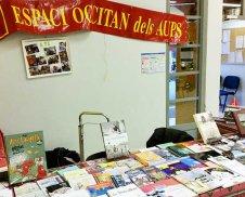 Espaci Occitan - Stand de livres occitans à Gap