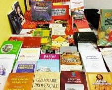 Espaci Occitan - Livres en occitans et régionaux (Provence, Alpes, Dauphiné)