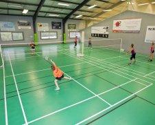 Alpsquash - Serre-Chevalier-Briançon, badminton