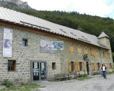 La maison du Berger, Champoléon-Hautes-Alpes
