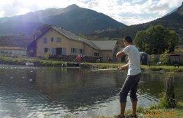Ferme Aquacole FAURE à Châteauroux-les-Alpes