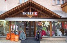 SKISET- Les Rosaces - Queyras - Hautes-Alpes
