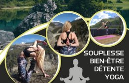 Yoga et Brunch au bar le BOUDOIR - Serre-Chevalier