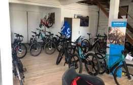 Magasin Alpes 2 Roues Chorges