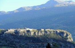 Place forte de Mont-Dauphin - Photo crédit : MOSSOT — CC By SA