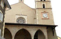Église Notre-Dame-d'Aquilon de Guillestre