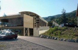 Le CIAP, pôle culturel de Savines-le-Lac (05)